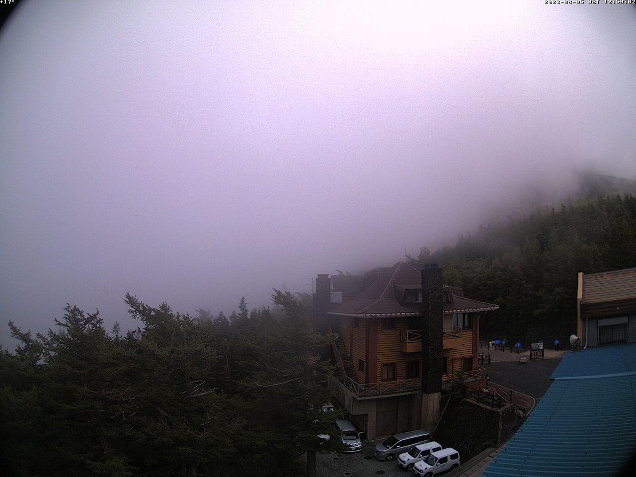 富士山ライブカメラ(富士市茶畑カメラ)