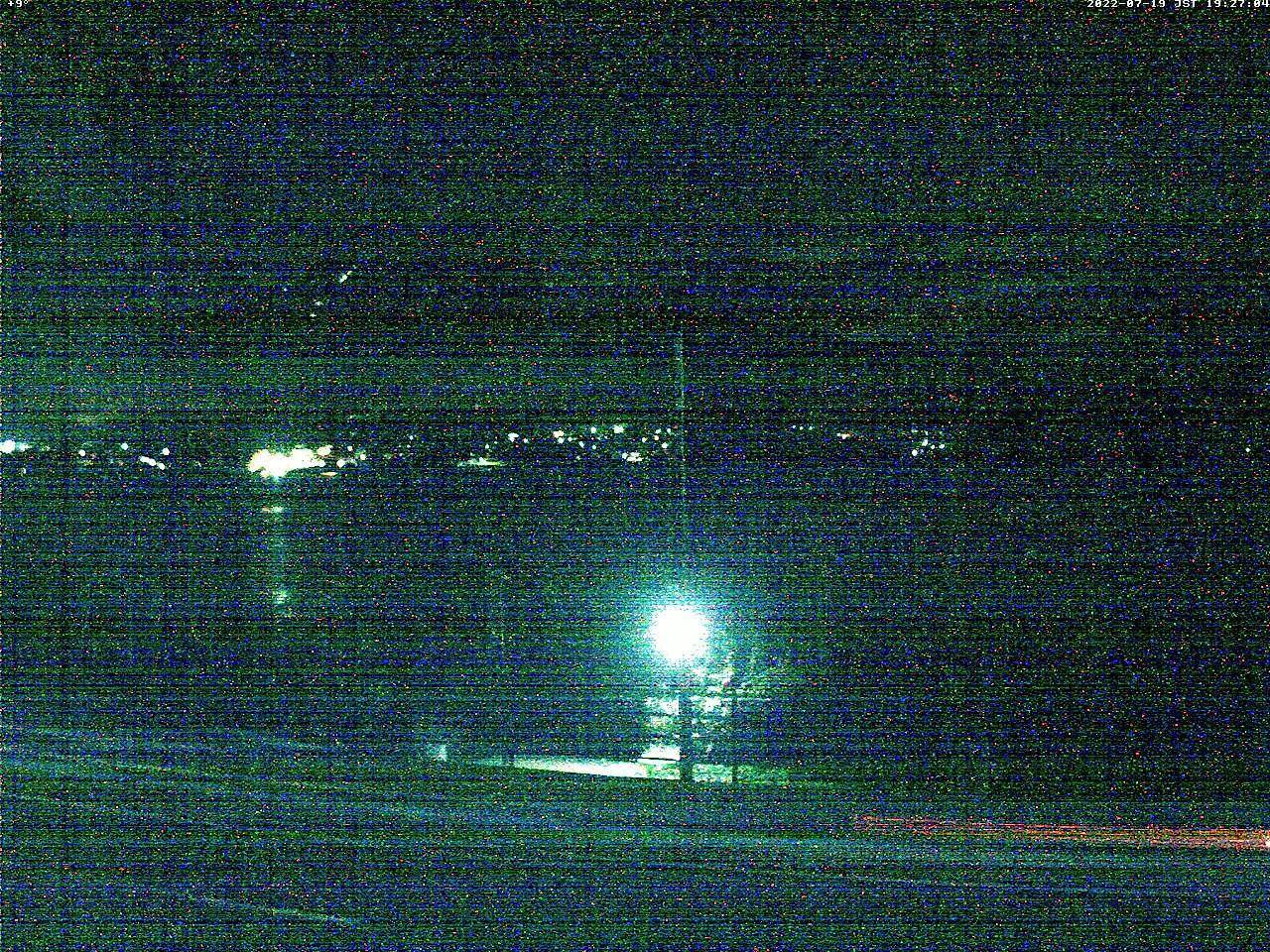 富士山ライブカメラ(河口湖大石湖畔カメラ)