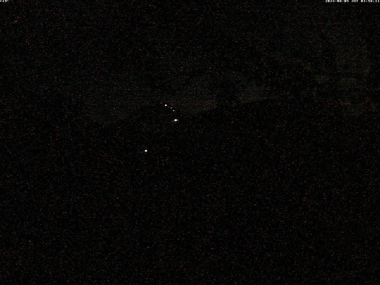 富士五湖カメラ(音楽合宿カメラ)