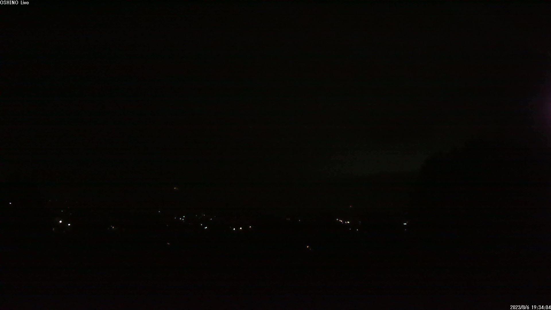 富士山ライブカメラ(忍野高台)
