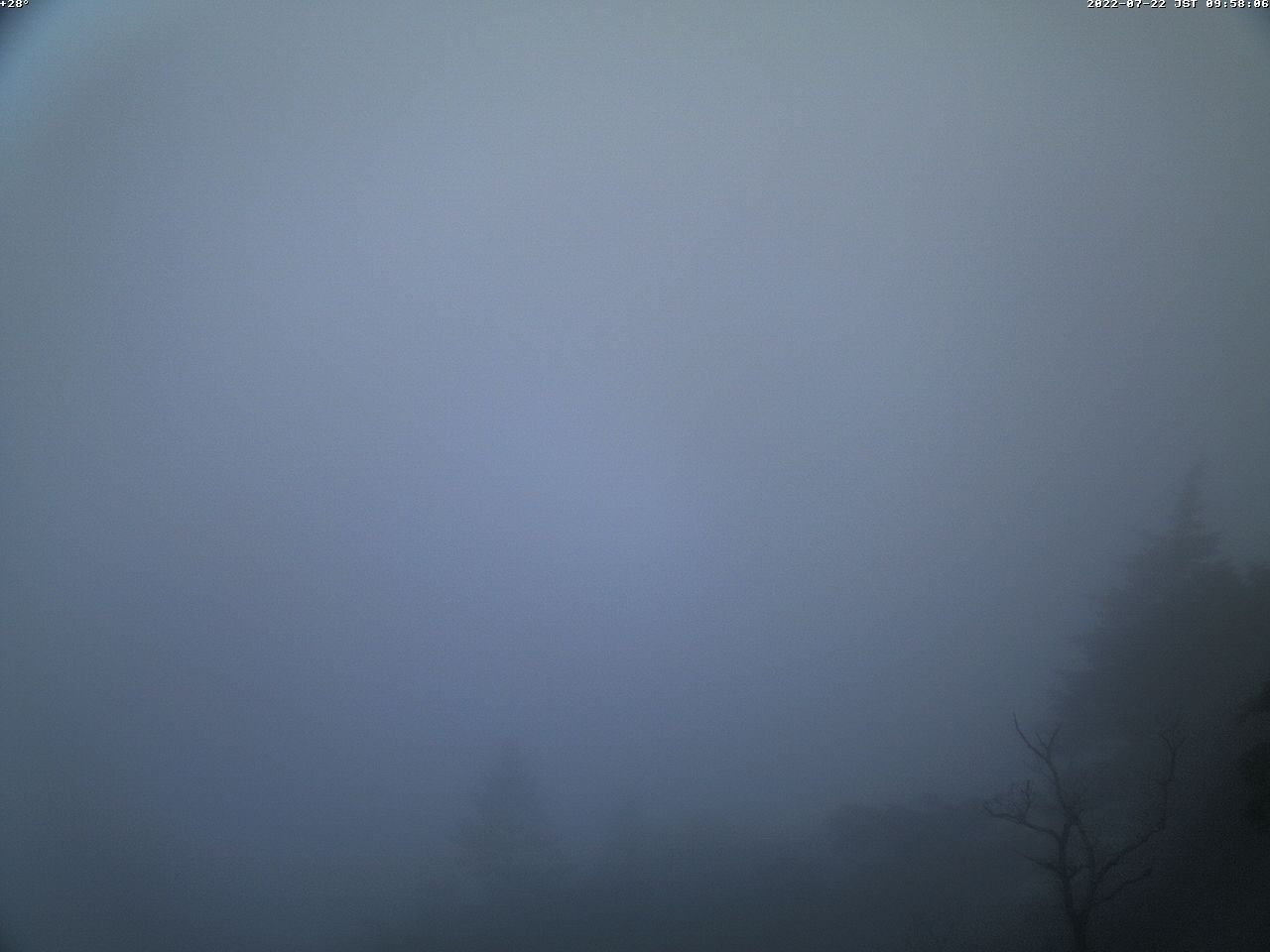 富士山ライブカメラ(須走)