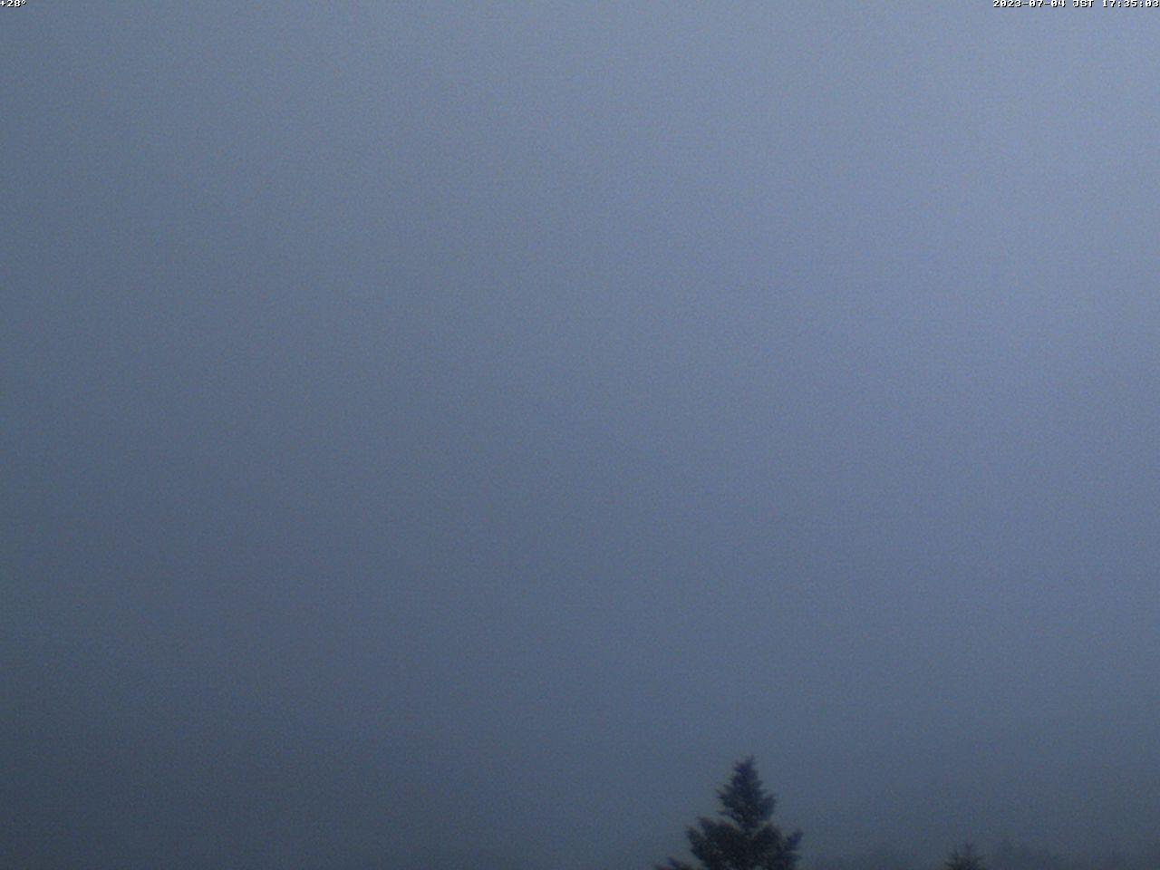 富士山ライブカメラ(須走望遠カメラ)