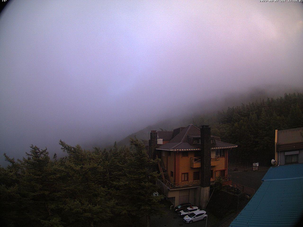富士山ライブカメラ-富士市茶畑(葛飾北斎視点)