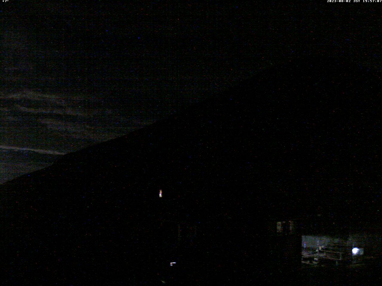 富士山ライブカメラ-富士市茶畑望遠(葛飾北斎視点)