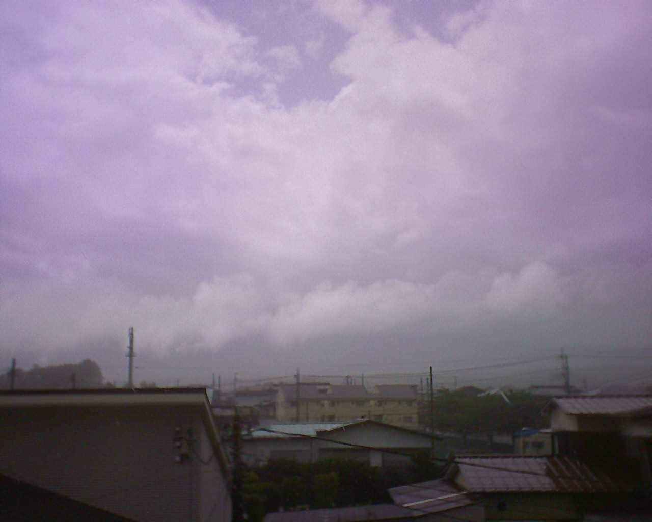 富士山ライブカメラ(河口湖勝山)