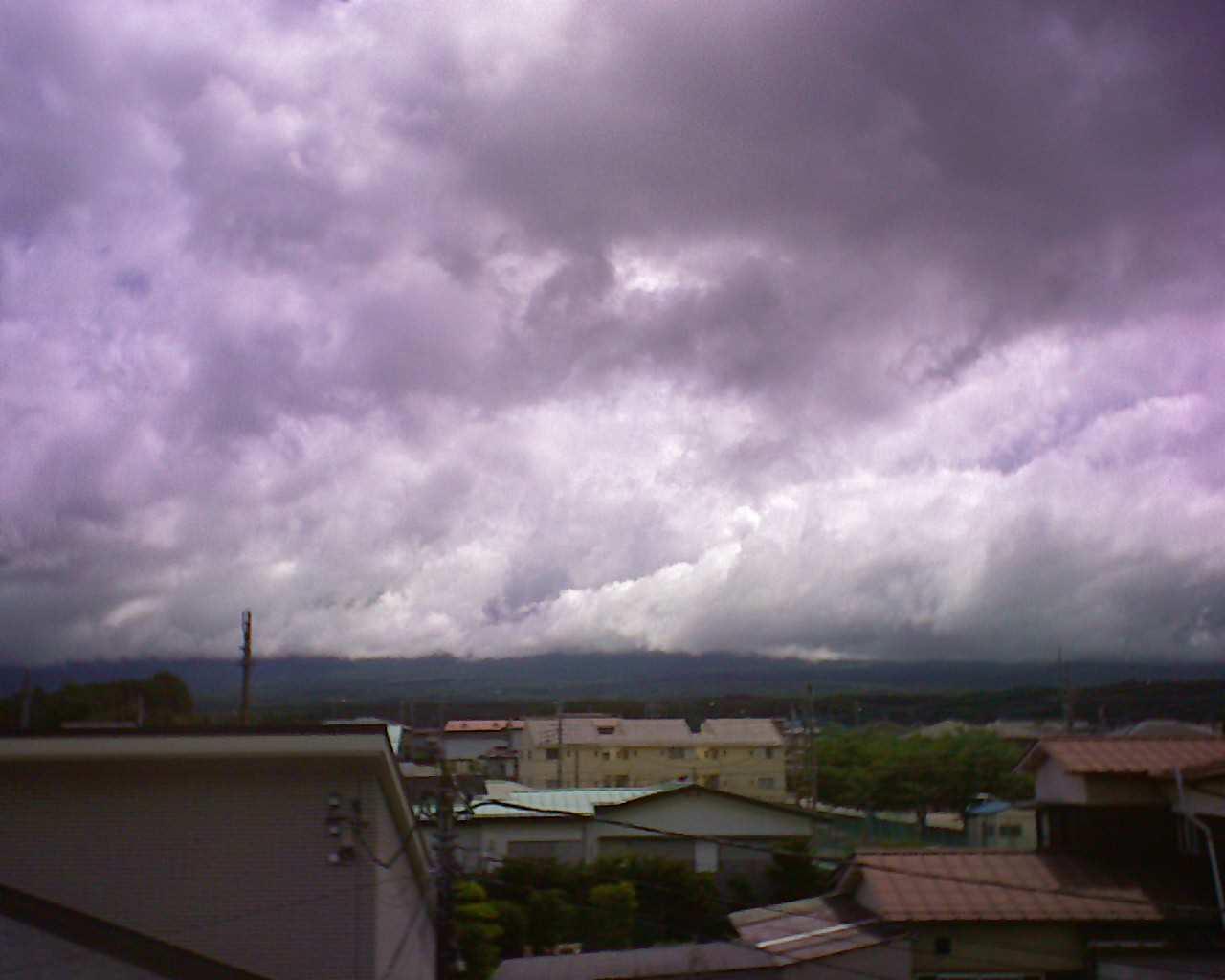 富士山ライブカメラ(河口湖勝山カメラ)