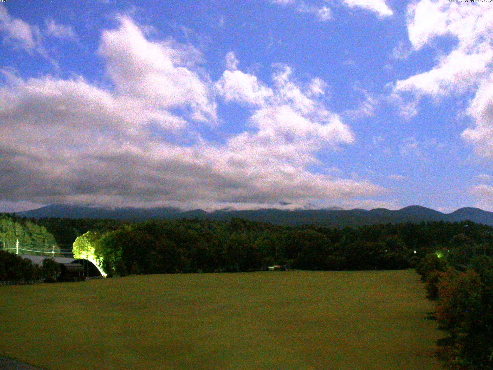 富士山ライブカメラ(富士山五合目)