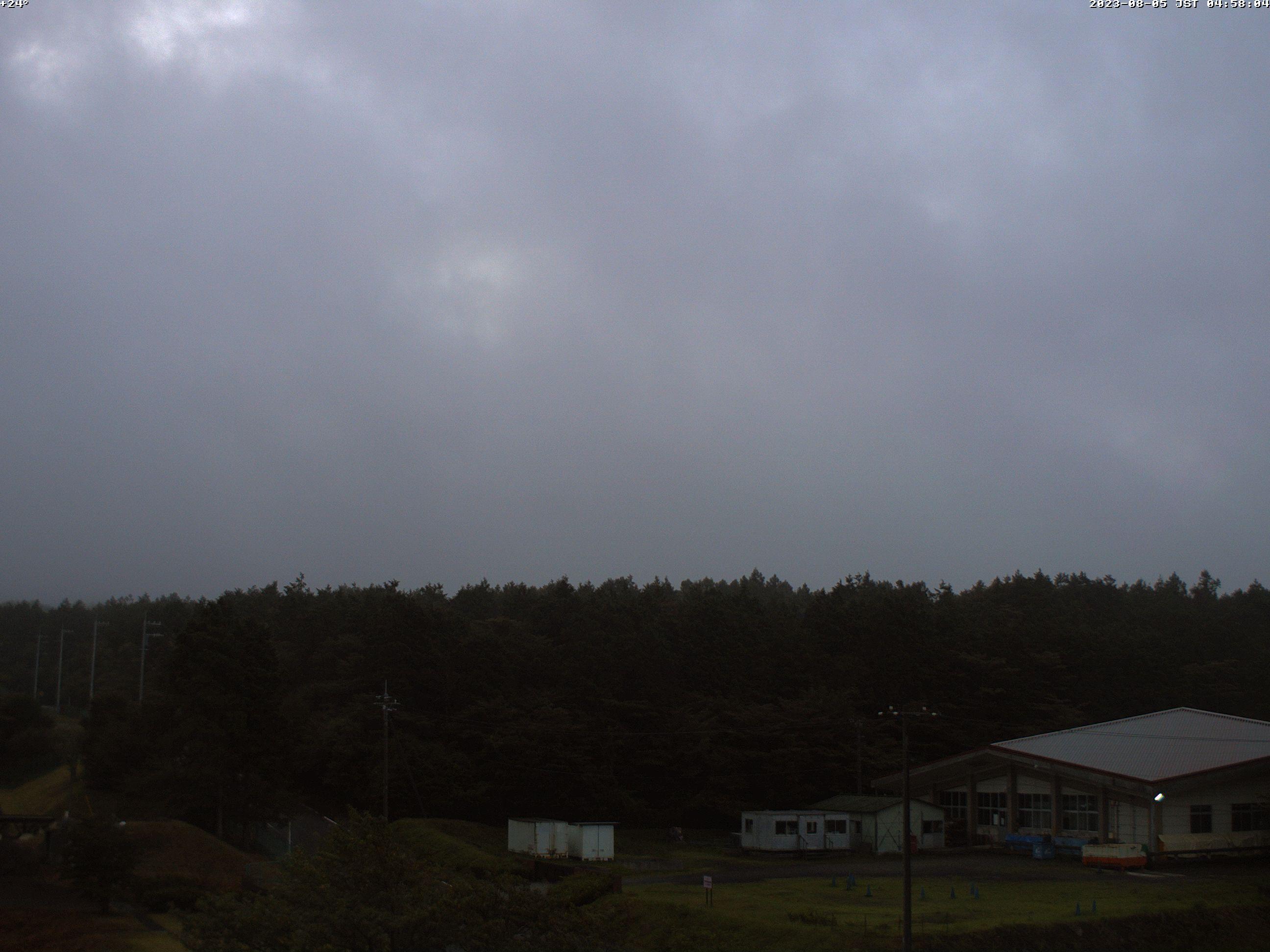 富士教育訓練センター(朝霧富士山