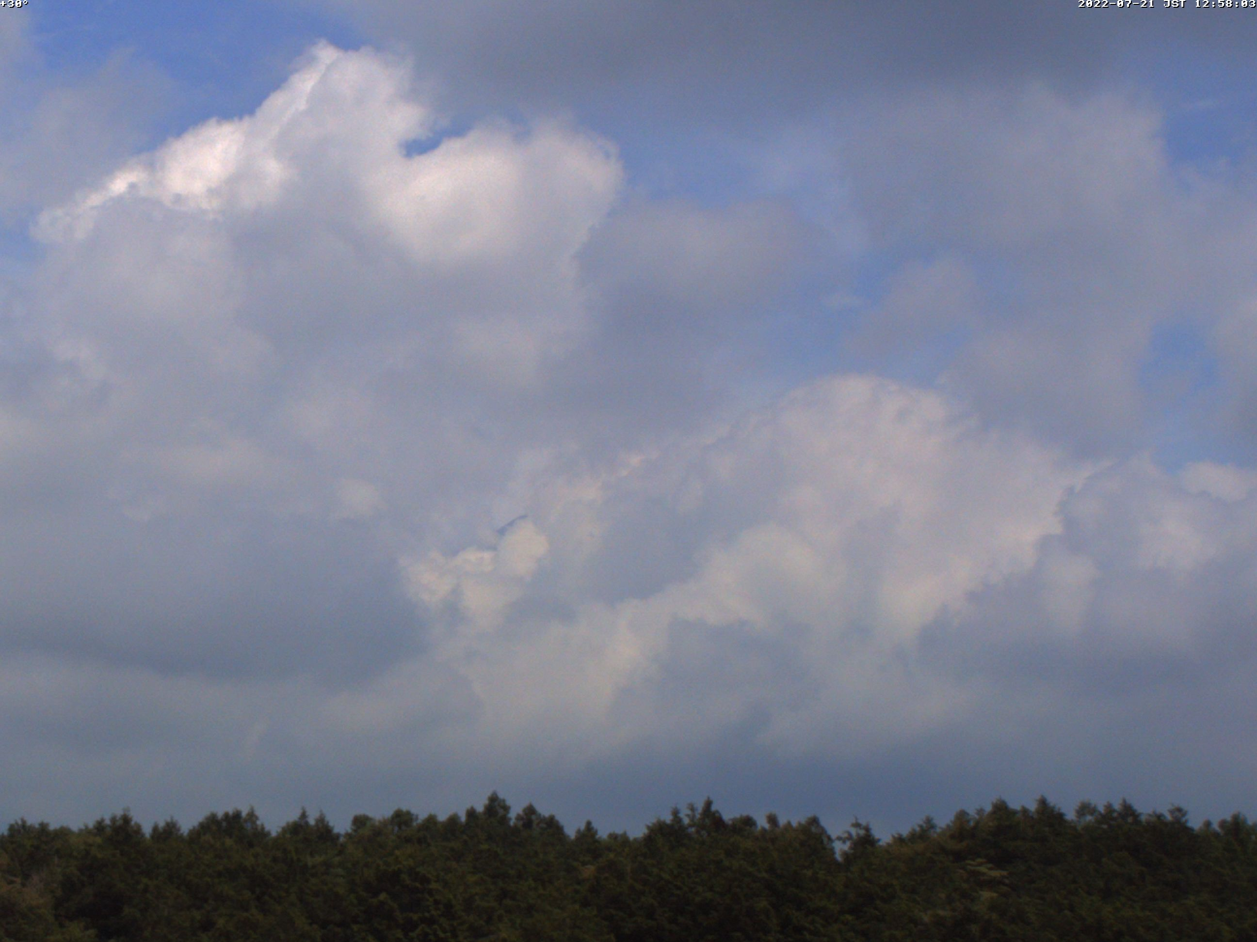 富士教育訓練センター(朝霧望遠富士山
