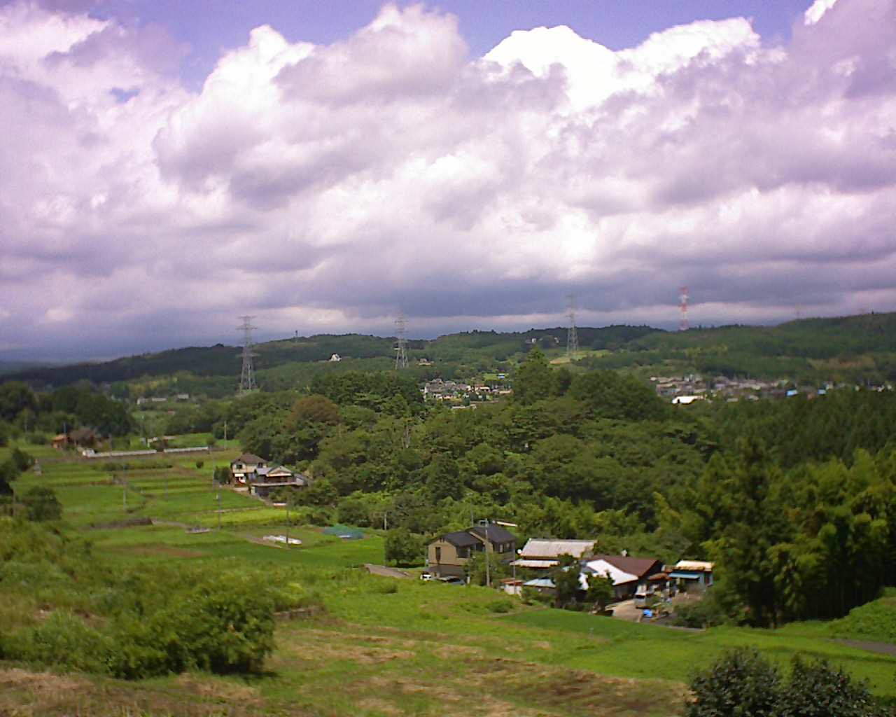 富士山ライブカメラ(富士宮市葛飾北斎視点)