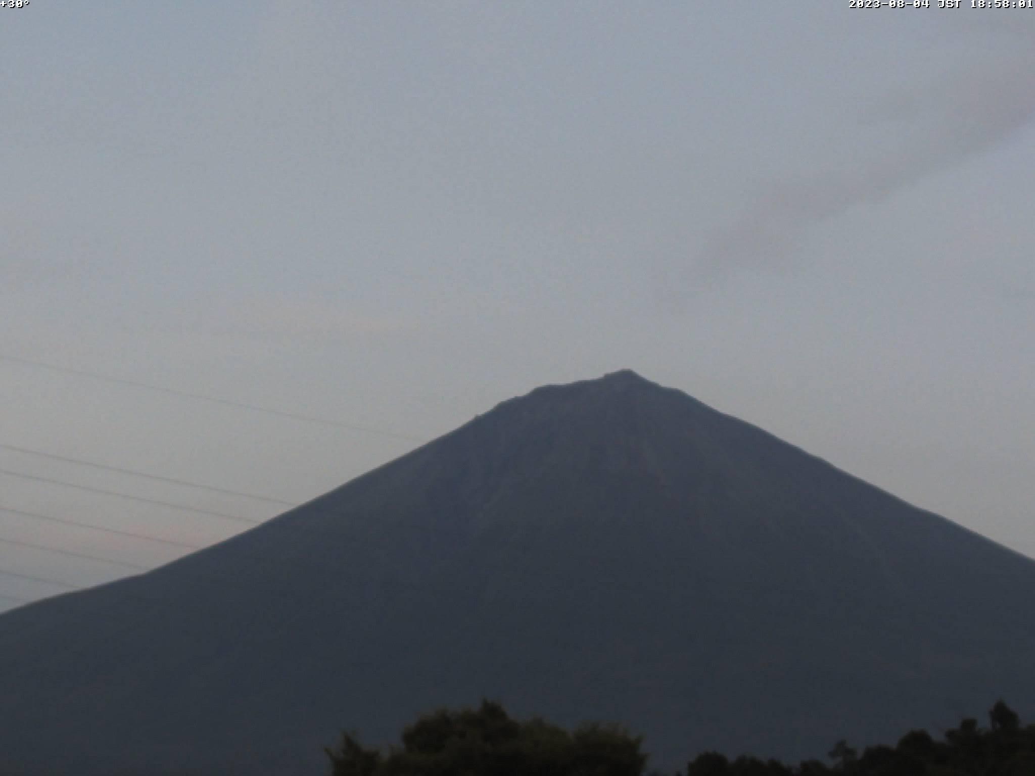 大原富士宮ビガークラブ-富士山大沢崩れライブ