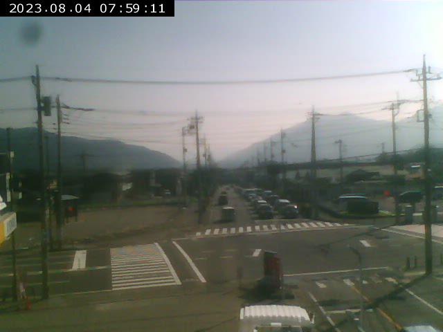 交通情報カメラ-国道139昭和大入口交差点