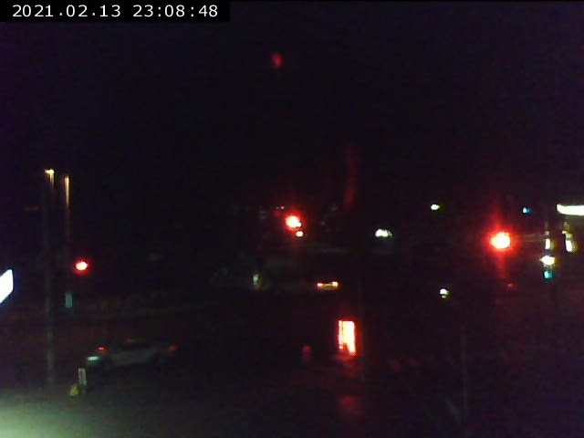 交通情報カメラ(国道139昭和大入口交差点カメラ)