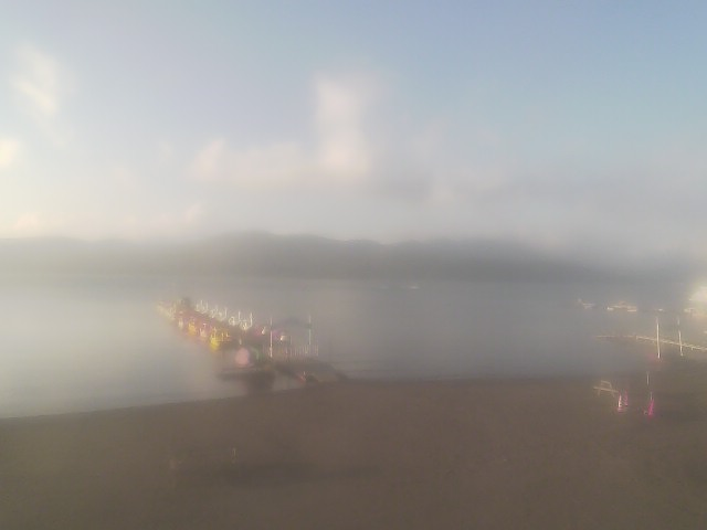 富士五湖カメラ(山中湖湖畔カメラ)